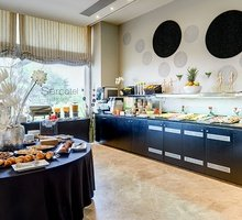 Start your day with an excellent buffet in our restaurant. ...